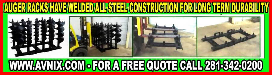 Coupler Down Auger Pallet Storage Rack At Cheap Wholesale Prices