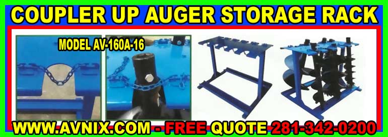 Coupler Up Auger Rack For Sale Cheap At Wholesale Prices