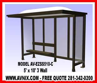Bus Shelters For Sale