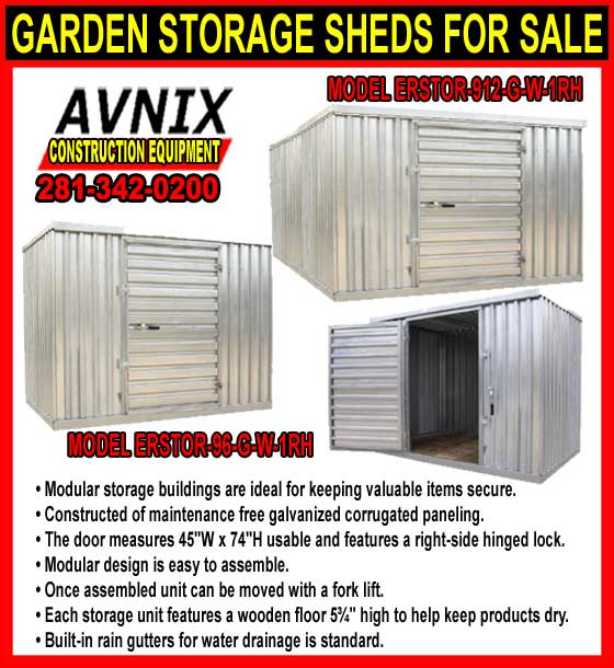 Galvanized sheds popup charming project on h3 for Garden tool sheds for sale