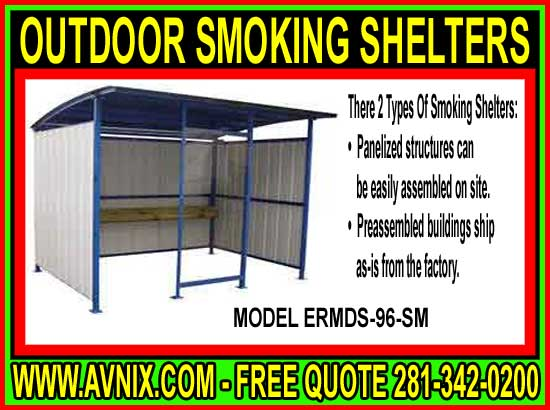 Cheap Outside Smoking Shelter Kit For Sale At Discount Prices