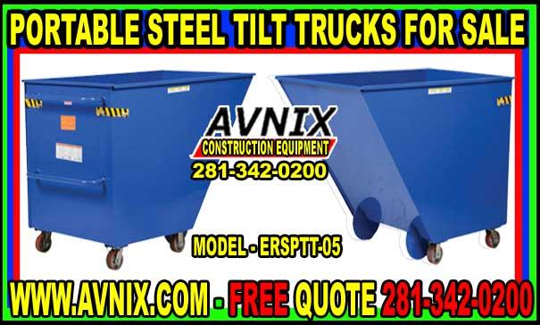 Tilt Truck For Sale Heavy Duty Portable Tilt Carts With