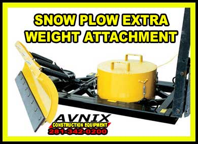 Discount Snow Plow For Forklift For Sale Cheap Wholesale Prices