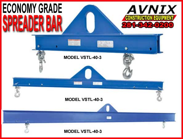 Forklift Spreader Bar : Adjustable lifting spreader beams attachment a buyers guide